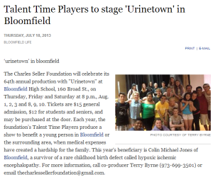 Urinetown article